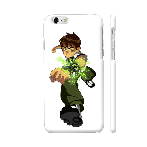 Ben Ten 1 Illustration iPhone 6 / 6s Cover | Artist: Ashish Singh