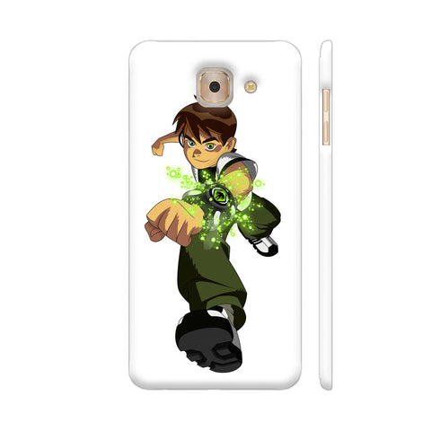 Ben Ten 1 Illustration Samsung J7 Max Cover | Artist: Ashish Singh