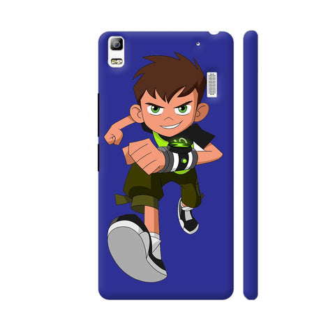 Ben Ten 2 Illustration Lenovo A7000 Cover | Artist: Ashish Singh