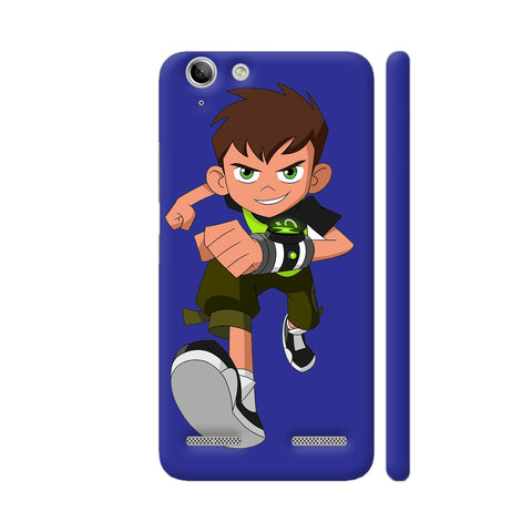 Ben Ten 2 Illustration Lenovo Vibe K5 / K5 Plus Cover | Artist: Ashish Singh
