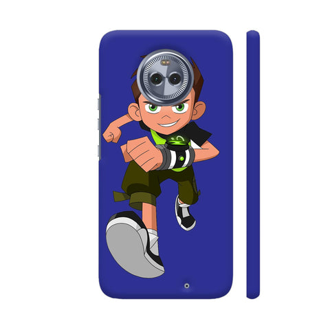 Ben Ten 2 Illustration Moto X4 Cover | Artist: Ashish Singh
