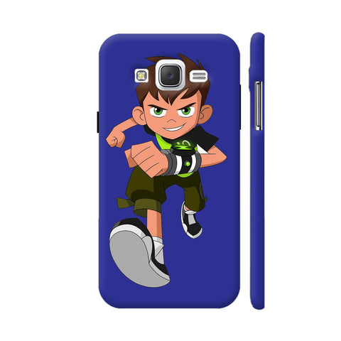 Ben Ten 2 Illustration Samsung J2 (Old) Cover | Artist: Ashish Singh