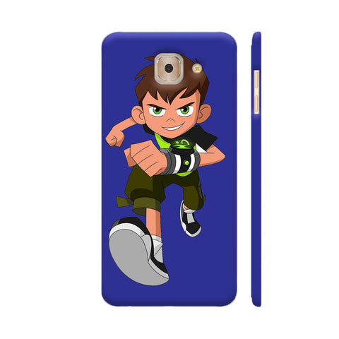 Ben Ten 2 Illustration Samsung J7 Max Cover | Artist: Ashish Singh
