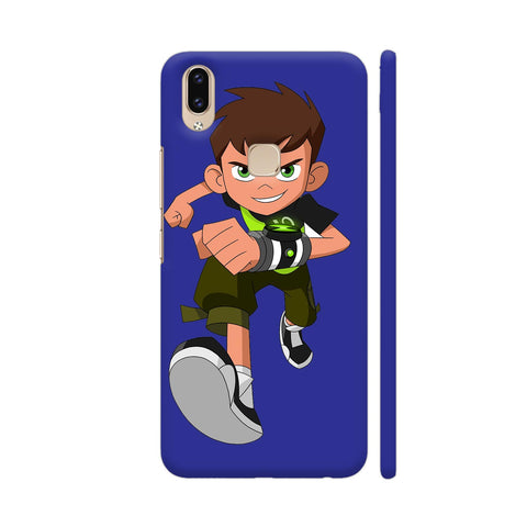 Ben Ten 2 Illustration Vivo V9 Cover | Artist: Ashish Singh
