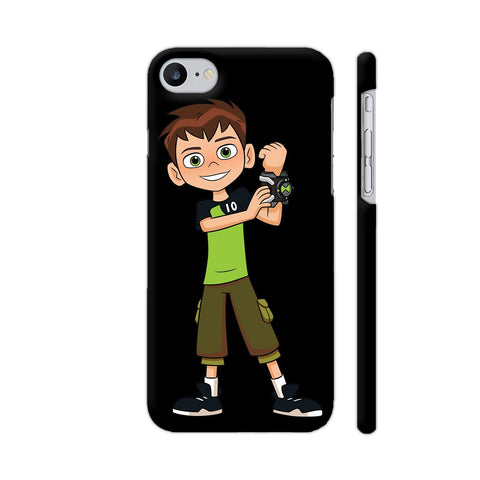 Ben Ten Illustration iPhone 7 Cover | Artist: Ashish Singh