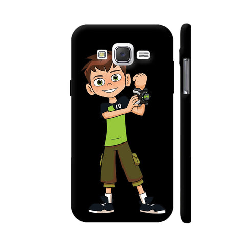 Ben Ten Illustration Samsung J2 (Old) Cover | Artist: Ashish Singh