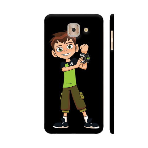 Ben Ten Illustration Samsung J7 Max Cover | Artist: Ashish Singh