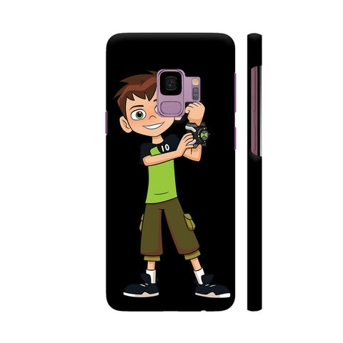 Ben Ten Illustration Samsung S9 Cover | Artist: Ashish Singh