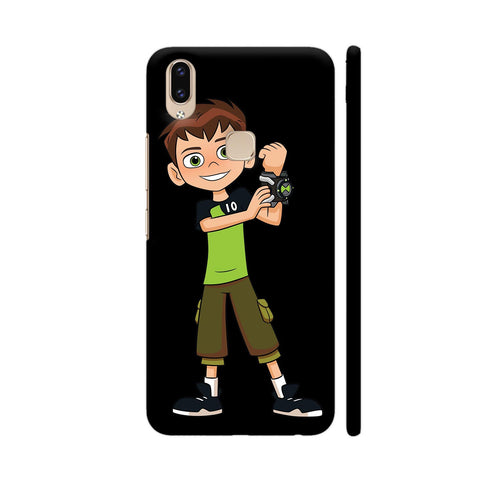 Ben Ten Illustration Vivo V9 Cover | Artist: Ashish Singh