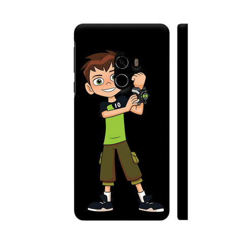 Ben Ten Illustration Xiaomi Mi Mix 2 Cover | Artist: Ashish Singh