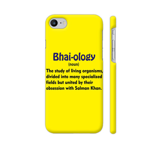 Bhai Ology iPhone 7 Cover | Artist: Malls