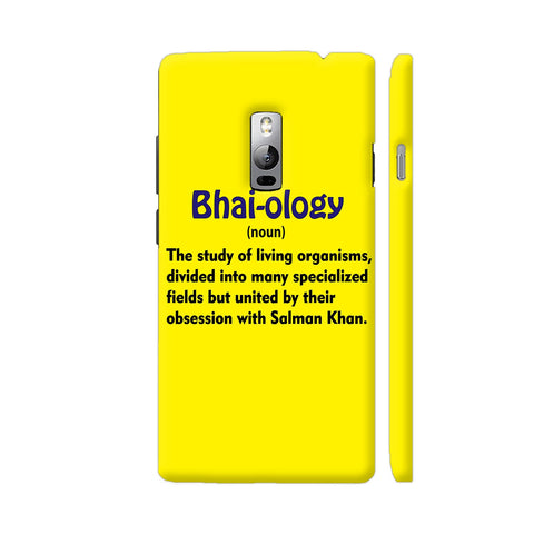 Bhai Ology OnePlus 2 Cover | Artist: Malls