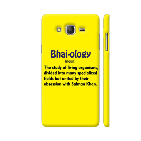 Bhai Ology Samsung On7 Pro Cover | Artist: Malls