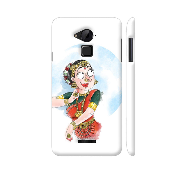 Bharatnatyam Dancer Coolpad Note 3 / Note 3 Plus Case
