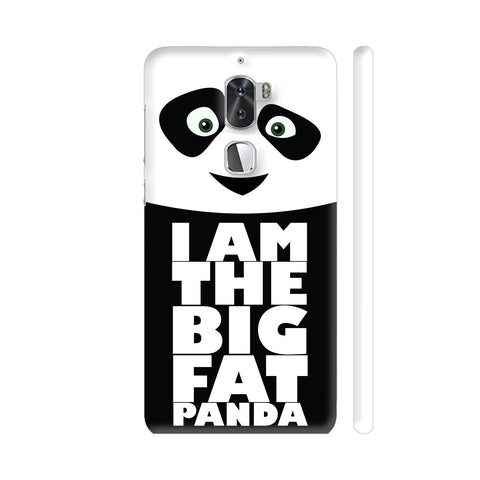 Big Fat Panda Coolpad Cool 1 / Cool1 Dual Cover | Artist: Champ