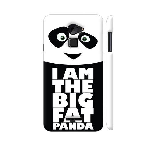 Big Fat Panda Coolpad Note 3 Lite Cover | Artist: Champ