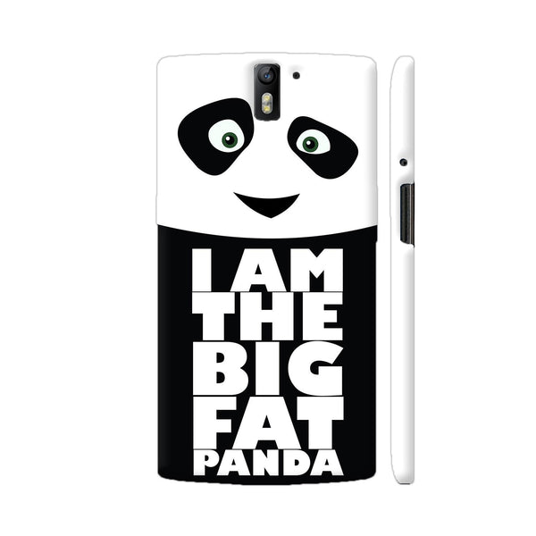 Big Fat Panda OnePlus One Cover | Artist: Champ