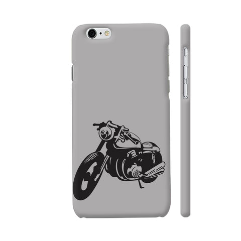 Bike Racer iPhone 6 / 6s Cover | Artist: Ashish Singh