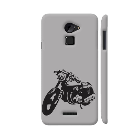 Bike Racer Coolpad Note 3 Lite Cover | Artist: Ashish Singh
