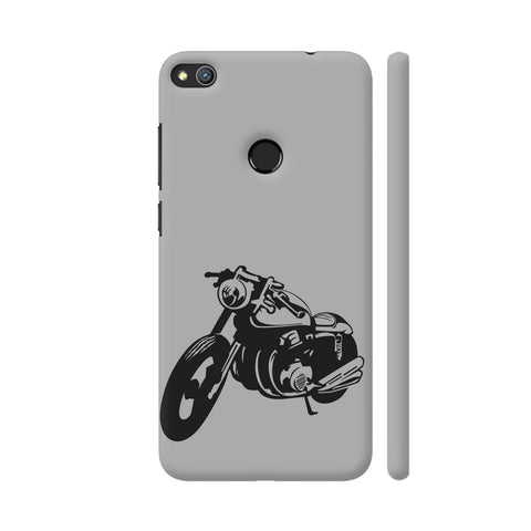 Bike Racer Honor 8 Lite Cover | Artist: Ashish Singh