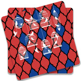 Birds By The Cage Coaster (Set of 2)