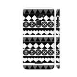 Black And White Aztec Pattern Coolpad Note 3 Lite Cover | Artist: Sangeetha