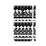 Black And White Aztec Pattern Coolpad Note 3 / Note 3 Plus Case