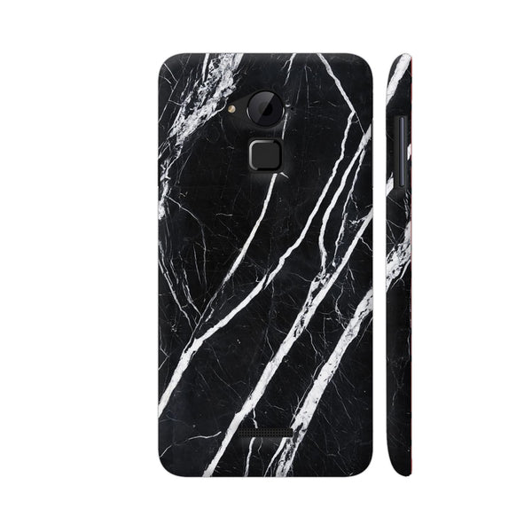 Black Marble Coolpad Note 3 / Note 3 Plus Case