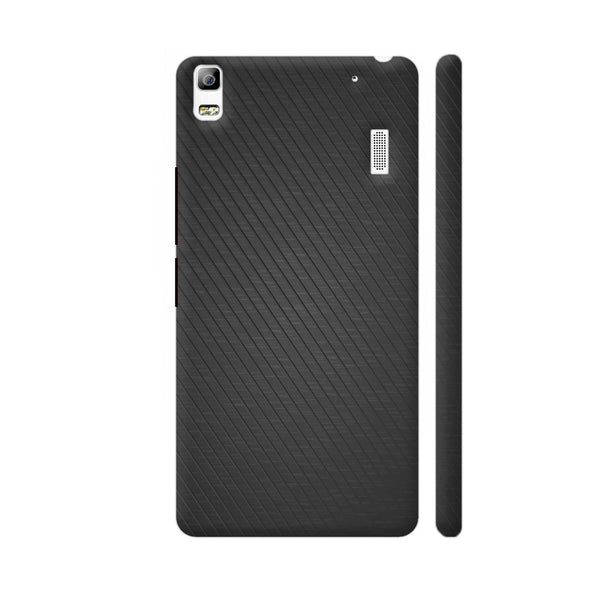 Black Texture 1 Lenovo K3 Note Case