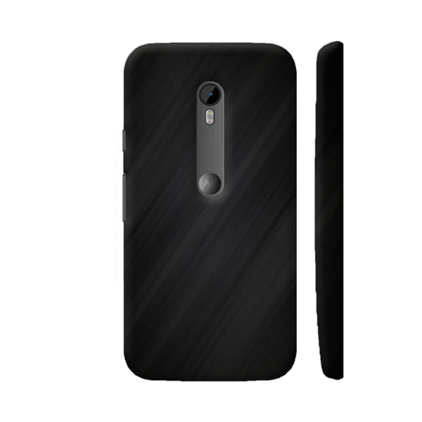 Black Texture 2 Motorola Moto G Turbo Edition Case