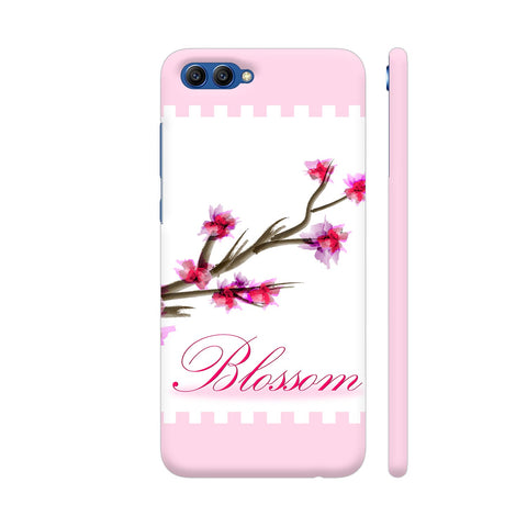 Blossom Love Huawei Honor View 10 Cover | Artist: Kiran Maurya