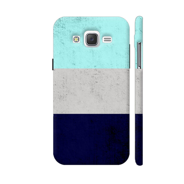 Blue Concrete Design Samsung Galaxy J2 (Old) Cover | Artist: Abhinav
