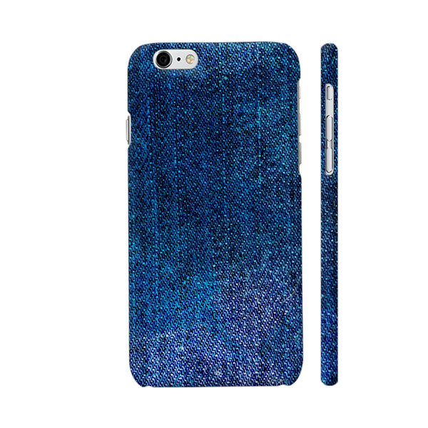 Blue Denim Pattern iPhone 6 / 6s Cover | Artist: Astha