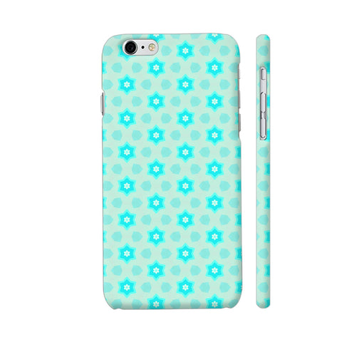Blue Floral Pattern 3 iPhone 6 / 6s Cover | Artist: Malls