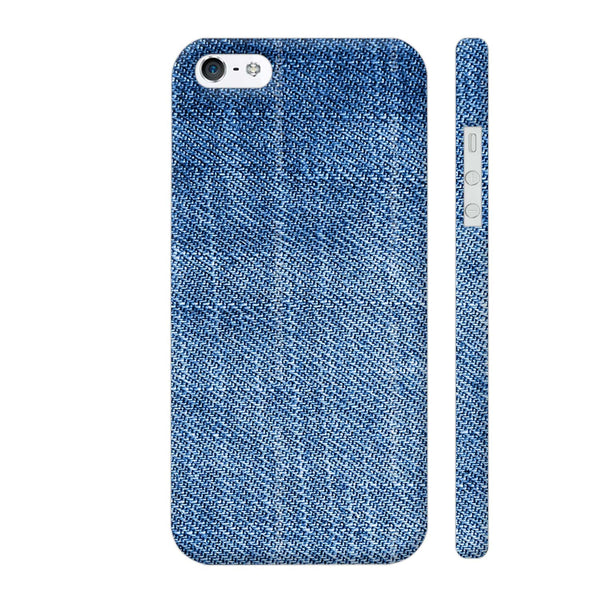 Blue Jeans iPhone 5 / 5s Cover | Artist: Abhinav