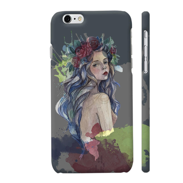 Boho Chick iPhone 6 Plus / 6s Plus Cover | Artist: Abhinav