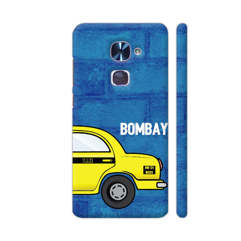 Bombay Taxi LeEco Le 2 Cover | Artist: Nehal