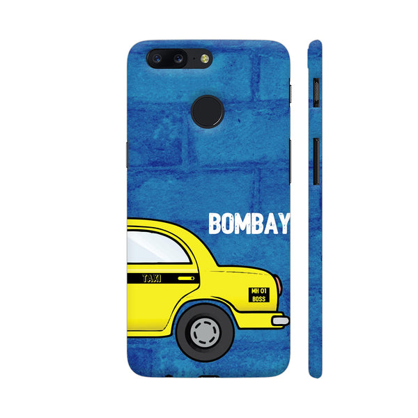Bombay Taxi OnePlus 5T Cover | Artist: Nehal