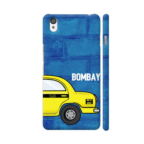 Bombay Taxi OnePlus X Cover | Artist: Nehal