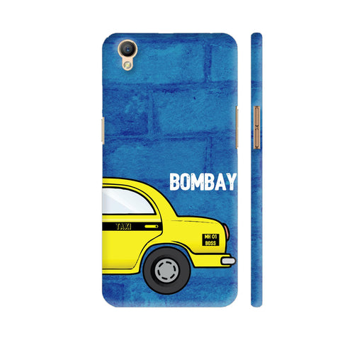 Bombay Taxi Oppo A37 Cover | Artist: Nehal