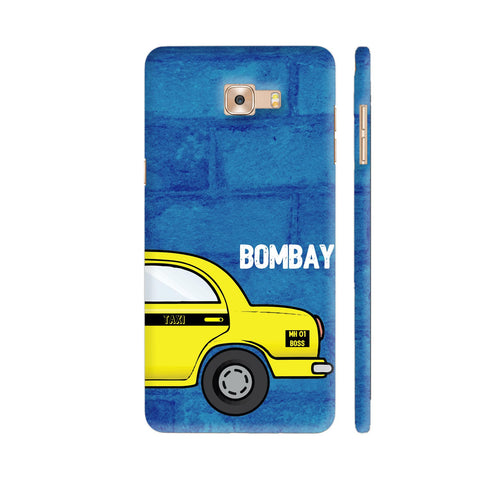 Bombay Taxi Samsung Galaxy C9 Pro Cover | Artist: Nehal