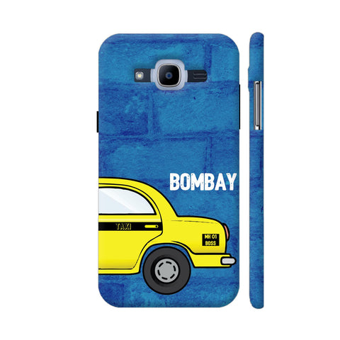 Bombay Taxi Samsung Galaxy J2 (2016) Cover | Artist: Nehal