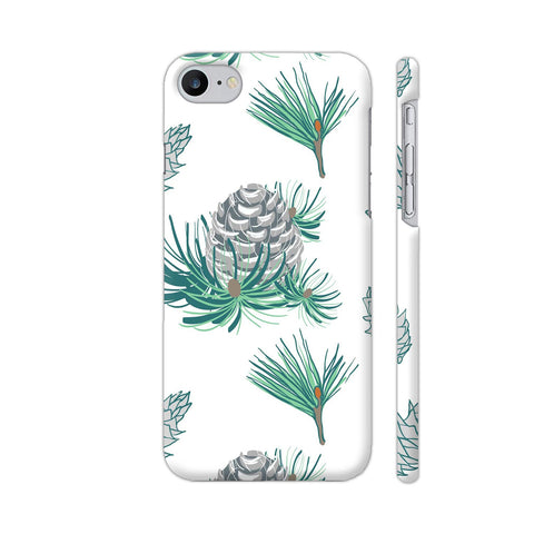 Branches Pattern iPhone 7 Cover | Artist: Astha