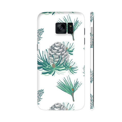 Branches Pattern Samsung Galaxy S7 Edge Cover | Artist: Astha