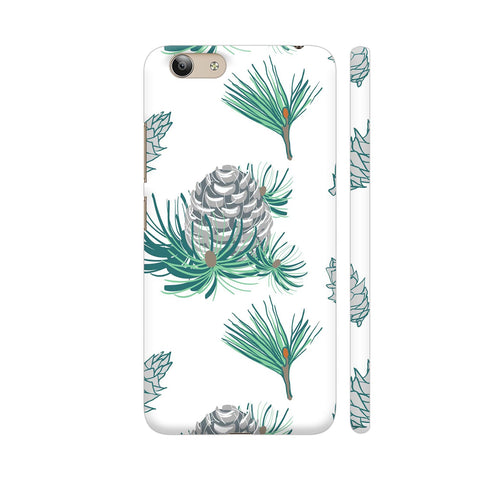 Branches Pattern Vivo Y53 Cover | Artist: Astha