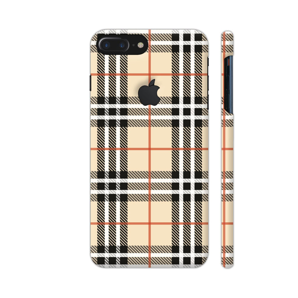 burberry style tile pattern phone case back cover for apple iphone 7 plus with hole for logo mobile artist neeja shahiphone 7 plus logo cut case burberry style tile pattern colorpur designer mobile covers