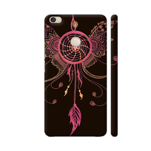 Butterfly Dreamcatcher 2 Xiaomi Mi Max Cover | Artist: Purple Prose