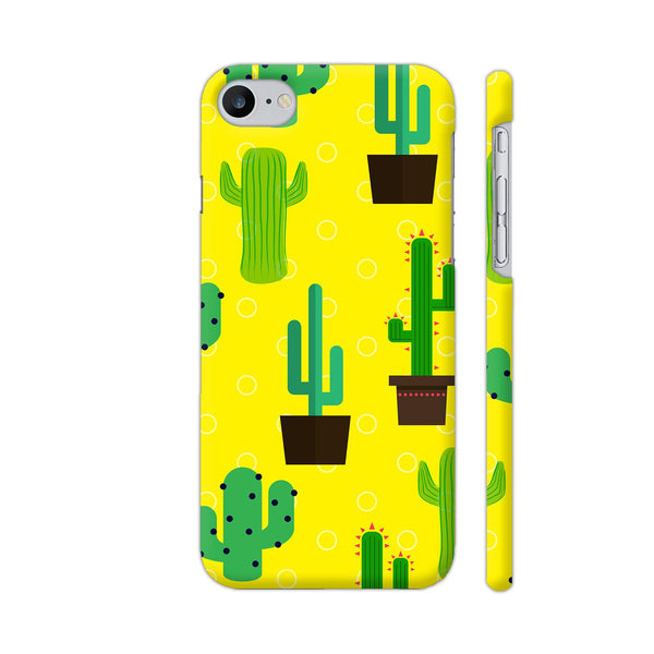 Cactus Pattern iPhone 7 Cover | Artist: Malls
