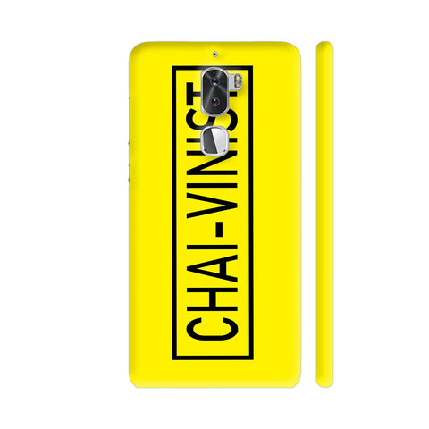 Chai Vinist On Yellow Coolpad Cool 1 / Cool1 Dual Cover | Artist: Malls