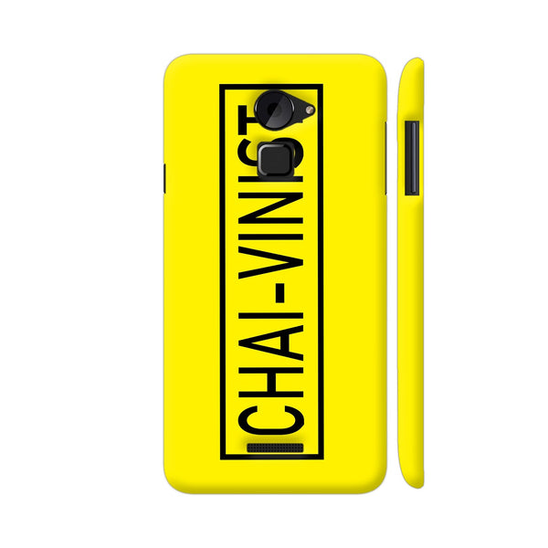 Chai Vinist On Yellow Coolpad Note 3 Lite Cover | Artist: Malls